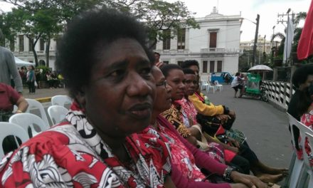 Mercy 'salve' to Papua New Guinea's poor