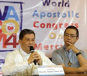 'Mercy' meeting won't ignore killings, bishop says