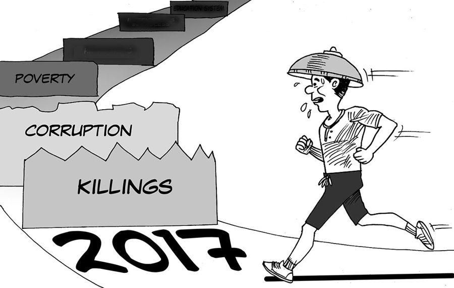 Editorial Cartoon Vol. 20, No. 32