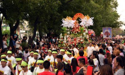 Santo Niño Grand Procession