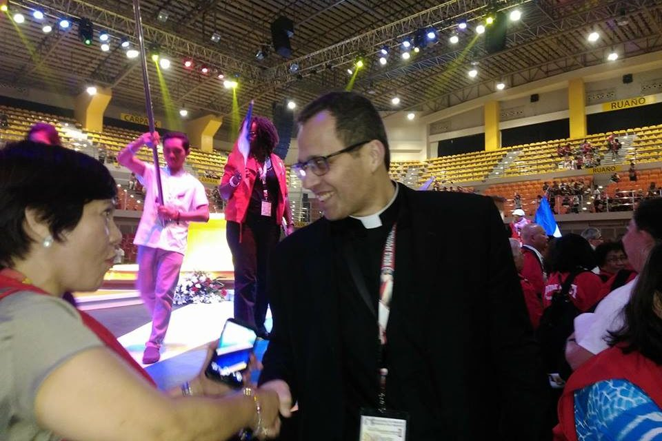Vatican official: Jubilee year's 'call to mercy' continues