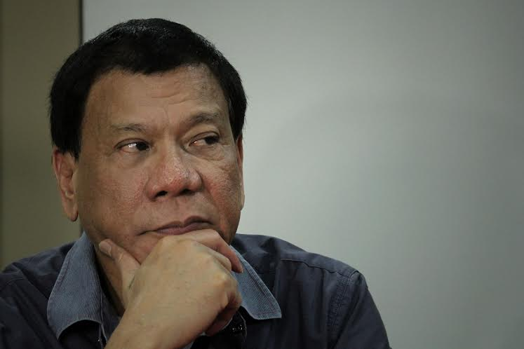Bishop: Public outrage making Duterte rethink drug war