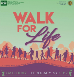 Interfaith leaders join Catholics at 'Walk for Life'