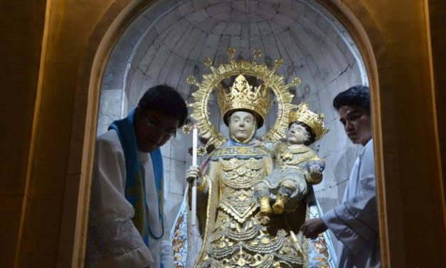God's 'tokhang' is mercy, not judgement