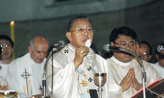 Archbishop Soc decries 'rape' of EDSA spirit