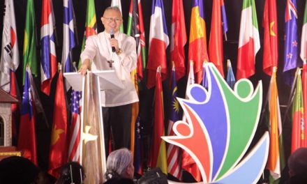 Cebu marks first anniversary of Int'l Eucharistic Congress
