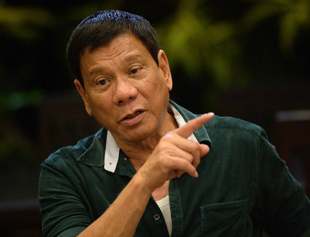 Duterte told: Reveal your bank records