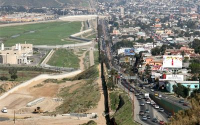At the Mexico border, Catholic bishops unite for migrants