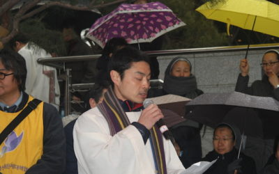 Japanese priest apologizes over 'comfort women'
