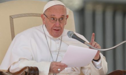 Shady business deals that threaten employment a 'grave sin,' pope says