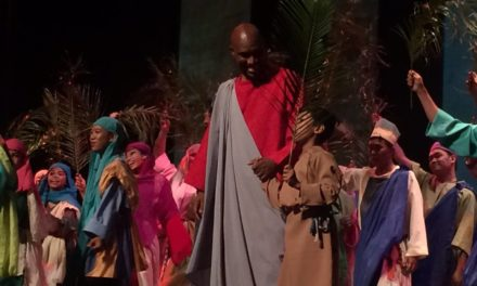 Cardinal Tagle lauds 'The Messiah' musical