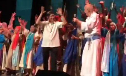 WATCH: Cardinal Tagle shows his dance moves