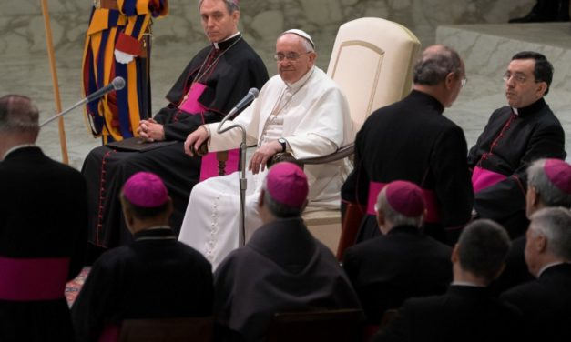Do you read the Bible as often as you check your phone? Francis asks