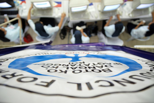PPCRV says 'legitimate' reason needed to reset barangay polls