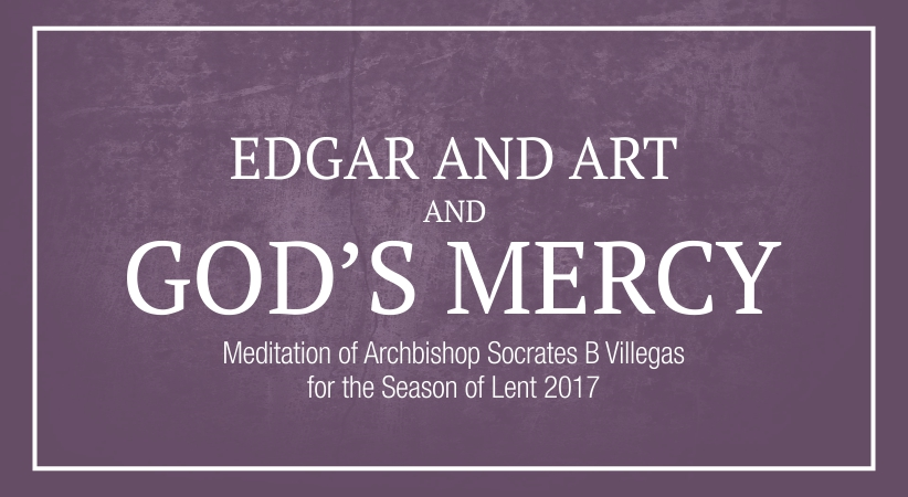 Edgar and Art and God's Mercy