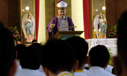CBCP head celebrates opening Mass of the 'Kapatiran 2017'