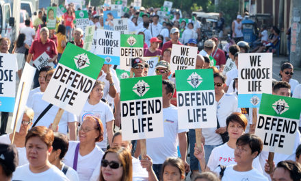 'Walk for Life' draws thousands