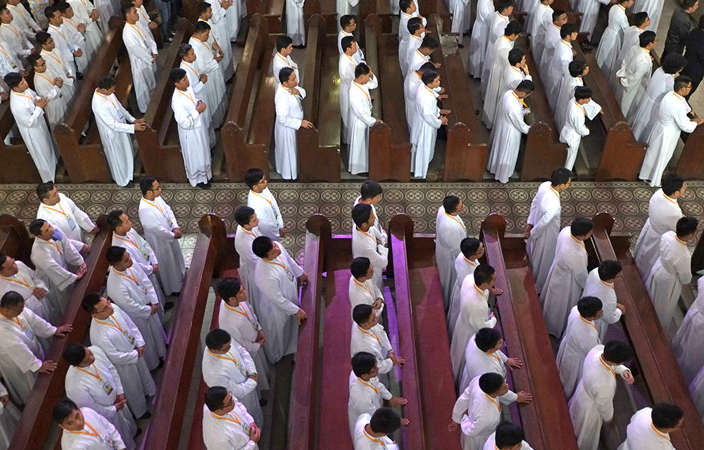 Ombudsman to seminarians: Help fight corruption, injustice