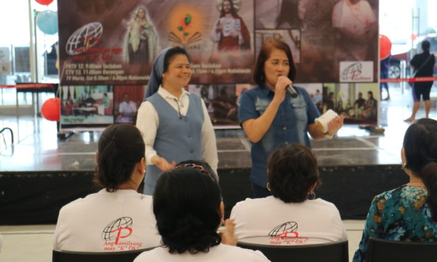 Paulines Tacloban mark TV programs anniv