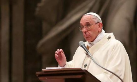 Pope Francis: Eliminating nuclear weapons is a moral imperative