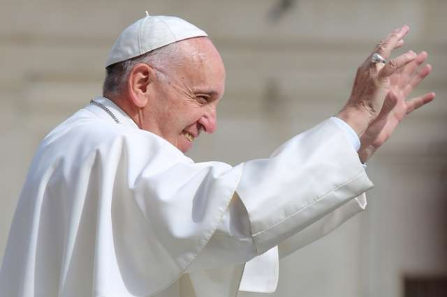 It's official: Pope Francis will visit Colombia September 6-11
