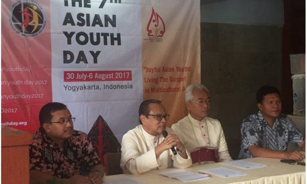 Yogyakarta to host next Asian Youth Day
