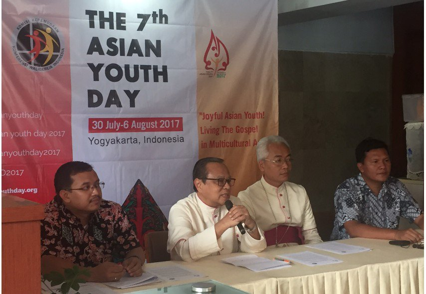 Yogyakarta to host next Asian Youth Day