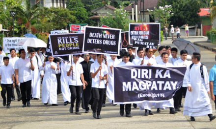 Bishops bar priests from joining 'Tokhang'