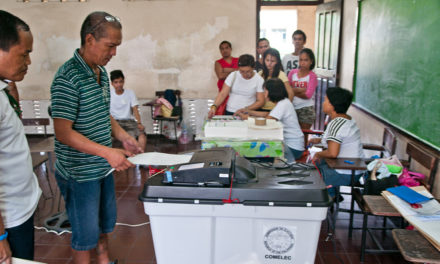 Duterte plan to appoint village officials 'undemocratic'?