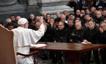 Priests and marriage: Pope's response not so new after all