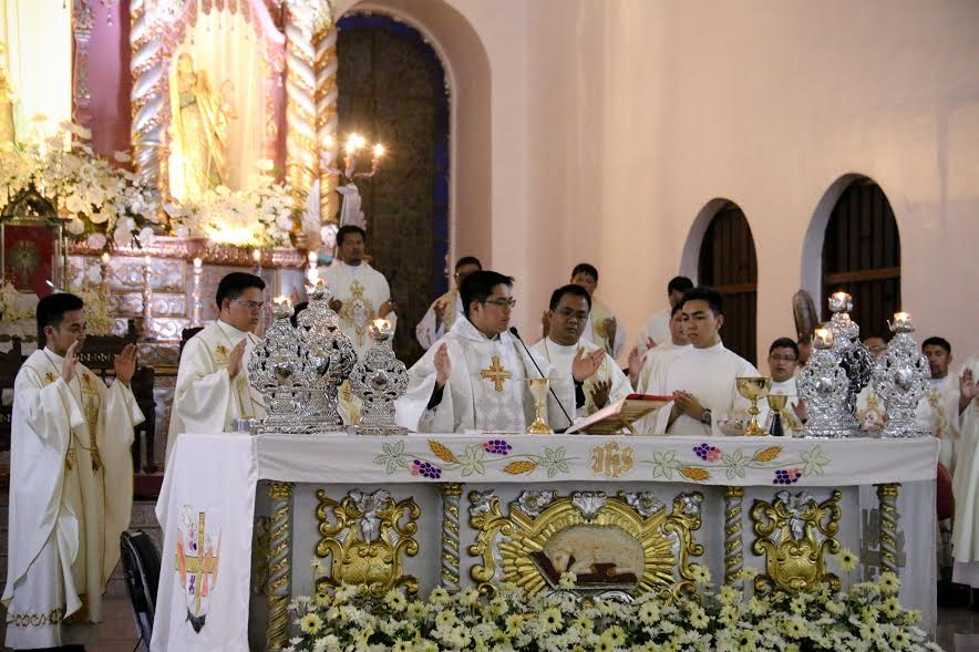 Town produces 115th priest