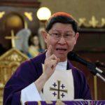 Cardinal Tagle condemns 'evils' of drug trade