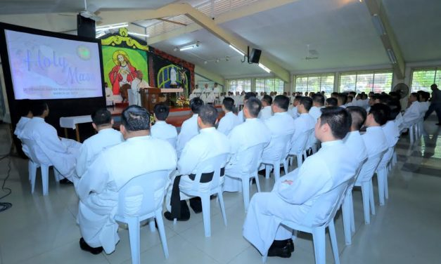 Mindanao's seminarians closer to ordination