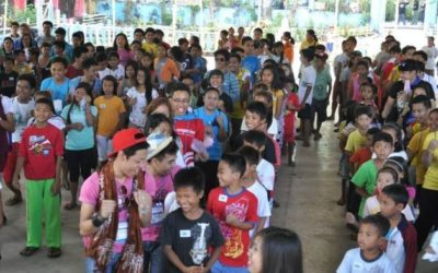Youth urged: 'Actively support BEC programs'