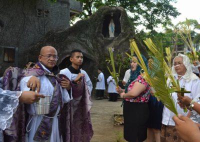 St. Maximilian Kolbe Seminary, Paranaque City.  MICHAEL DALOGDOG