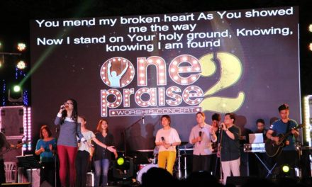 Youth reminded: 'God loves you beyond imagination'