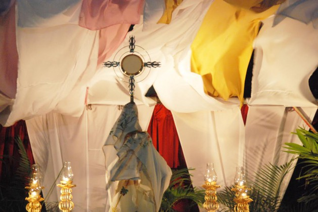Parañaque youth vigil for vocations set