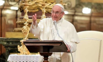 Pope to youth: The Church needs to hear your voice