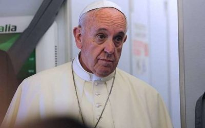 Pope Francis: Stop using the word 'illegal' as a synonym for 'immigrant'
