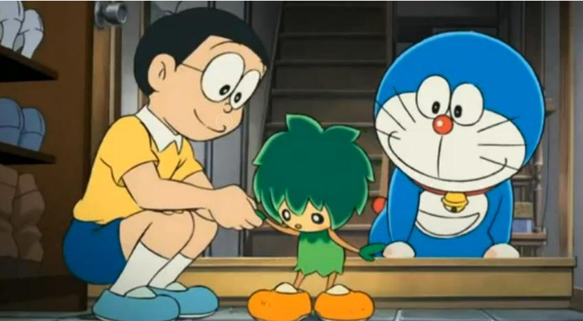 Japan uses Doraemon, comic characters for children's ethics education