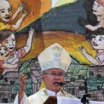 Cardinal Quevedo: Imitate Mary's 'inclusive compassion'