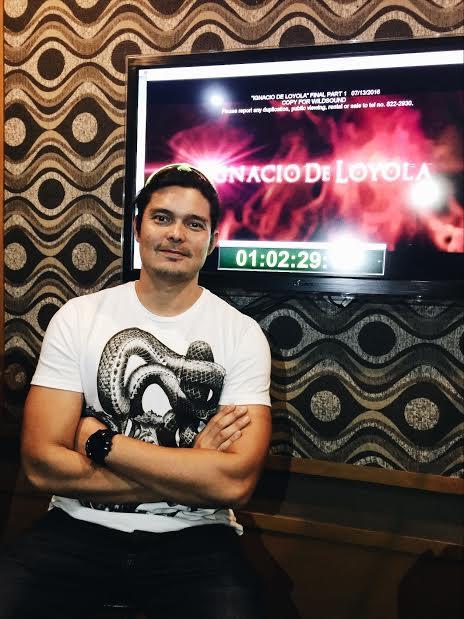 'Tagalized' 'Ignacio' film features Dingdong Dantes' voice