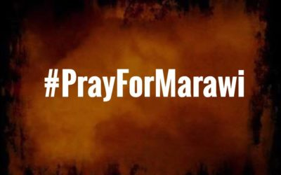 Pray for Marawi