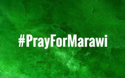 #Pray for Marawi