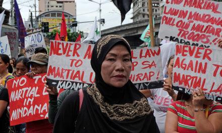 Mindanao bishops urge vigilance amid martial law
