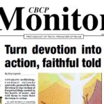 CBCP Monitor Vol 21 No 9