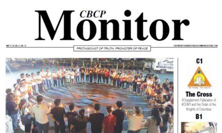 CBCP Monitor Vol 21 No 10