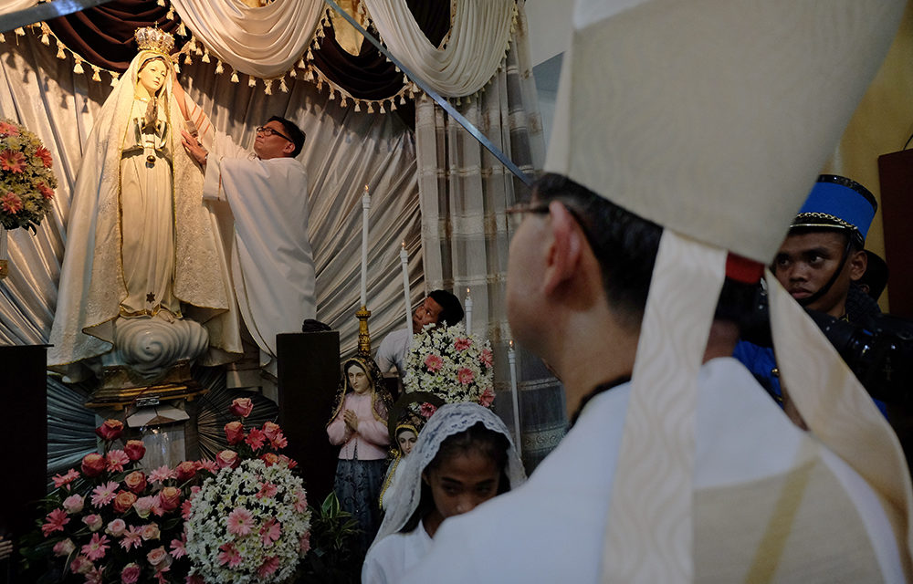 Church marks Fatima centenary