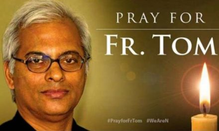 Kidnapped Indian priest pleads for help in new video