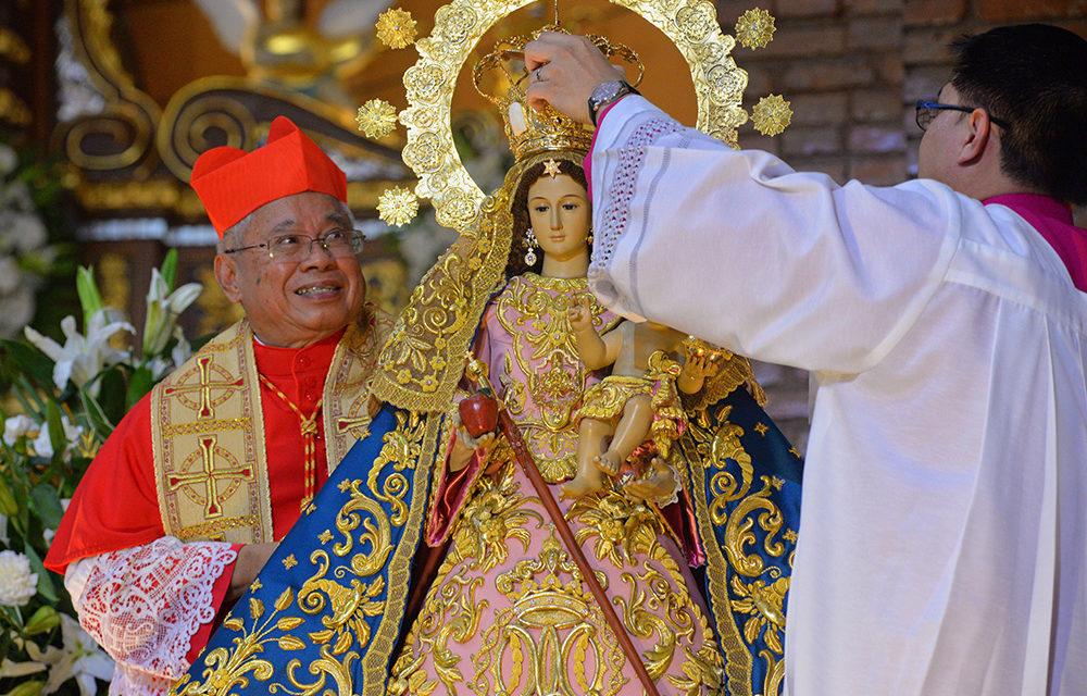 Canonical coronation of Nuestra Señora de Aranzazu